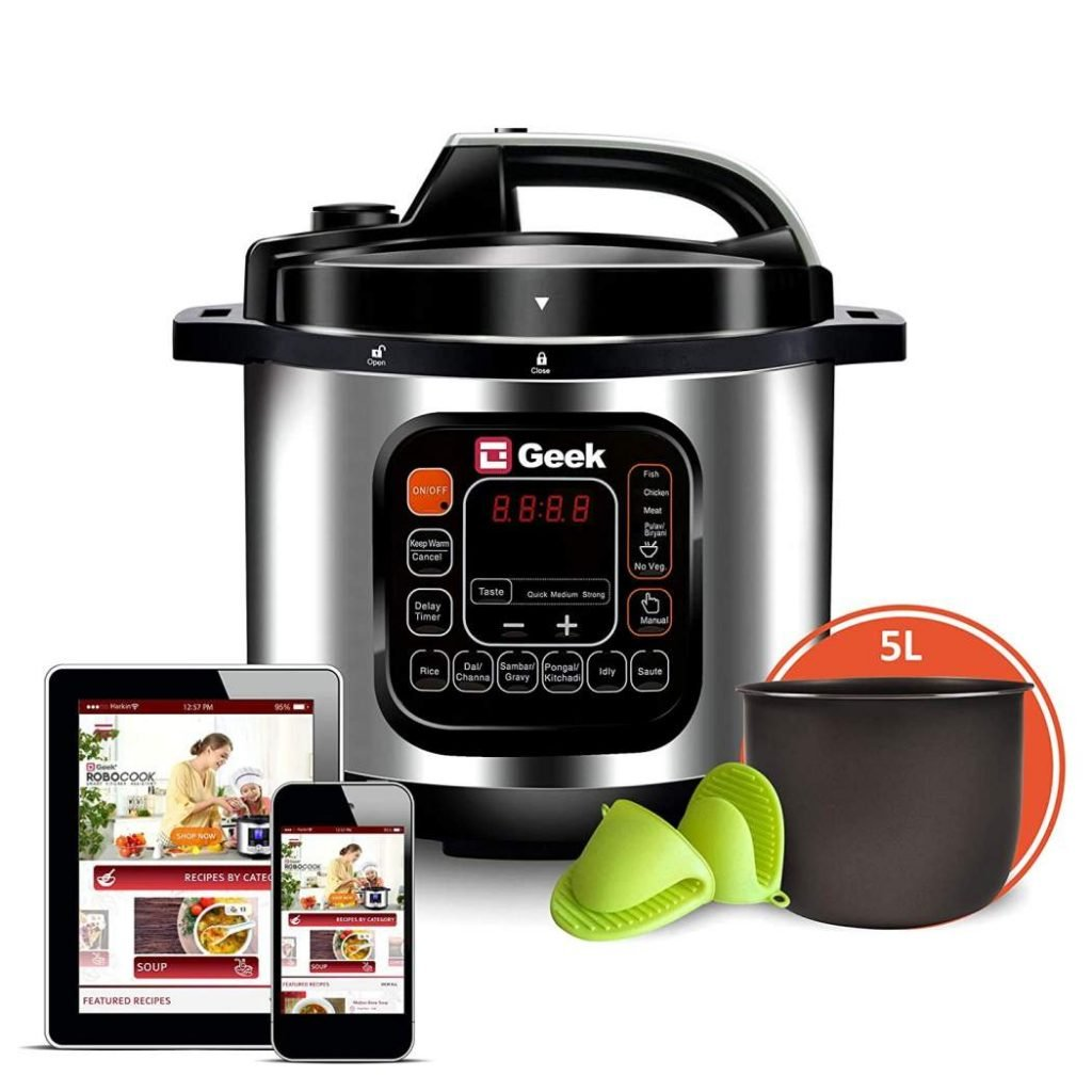 Robocook Electric Pressure Cooker
