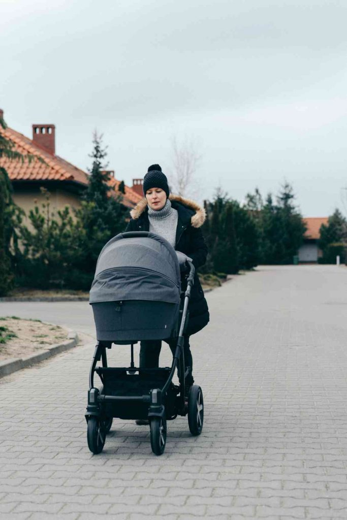 Features of Stroller